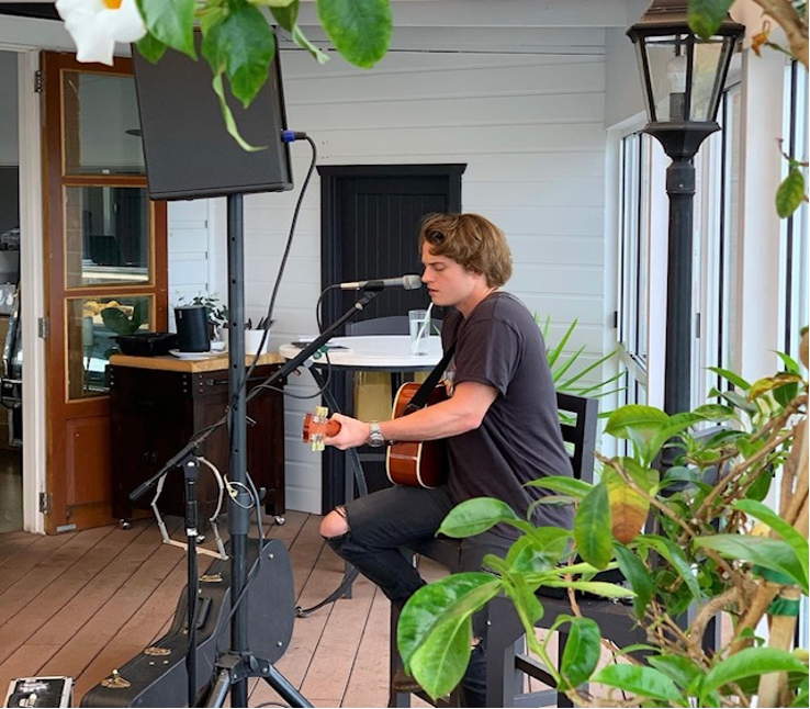 Live Music Performance at The Garden Bar & Kitchen